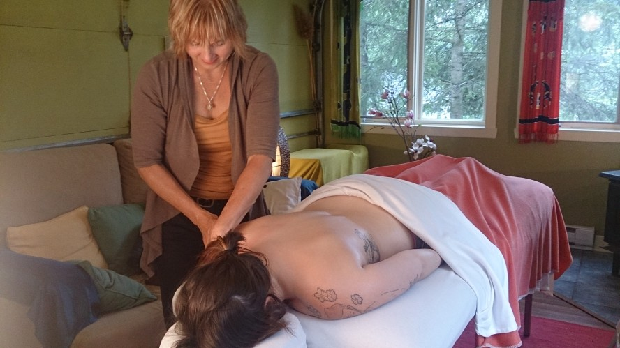 Massage à Val-David
