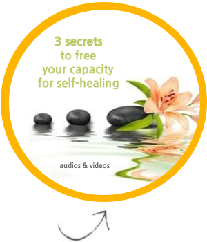 3 secrets to free your capacity for self-healing