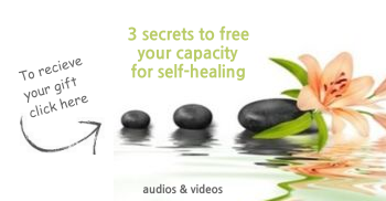 3 secrets to free your capacity to self-healing